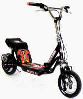 mongoose electric scooters rh electrikmotion com Gas Mongoose Scooter with Seat Mongoose Motor Scooter