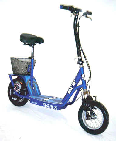 gt electric scooter battery